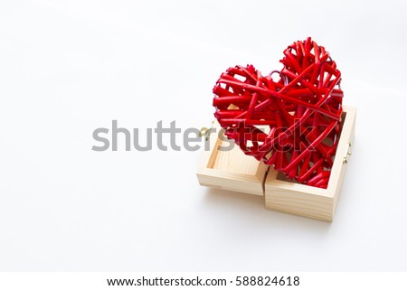 love, heart #588824618