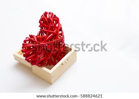 love, heart #588824621