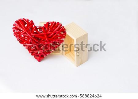 love, heart #588824624