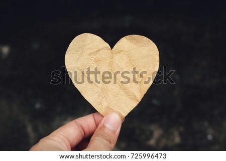Love heart #725996473