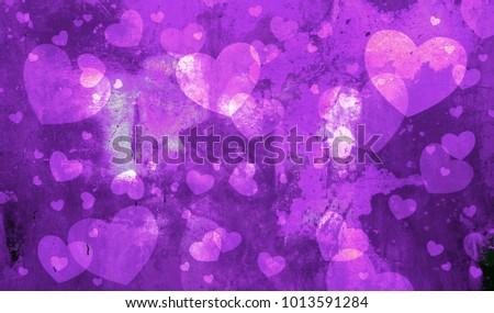 Love Heart Background #1013591284