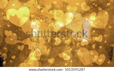 Love Heart Background #1013591287