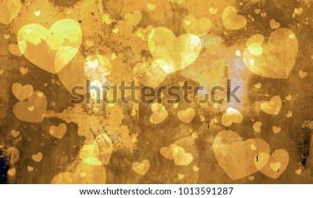 Love Heart Background #1013591287