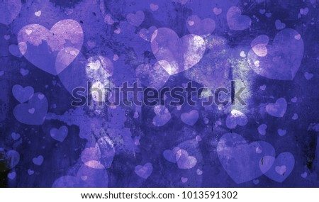 Love Heart Background #1013591302