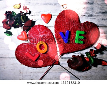 love heart in love #1312162310
