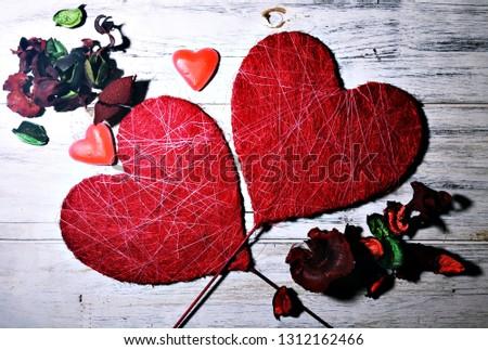 love heart in love #1312162466