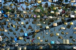 Love in Paris, Locked In