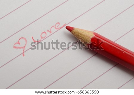 Love Letter #658365550