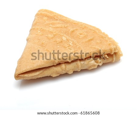 Love Letter Biscuit Calories