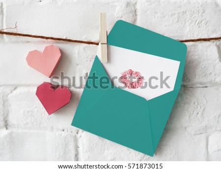 Love Letter Valentine Gift #571873015