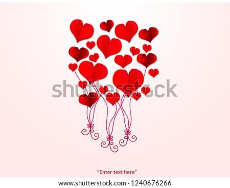 love love love, balloon, love in the sky, universe