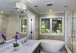 Lovely Master Bathroom