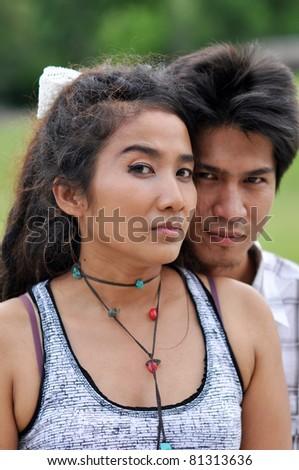 Lover Asia Thailand Garden Park