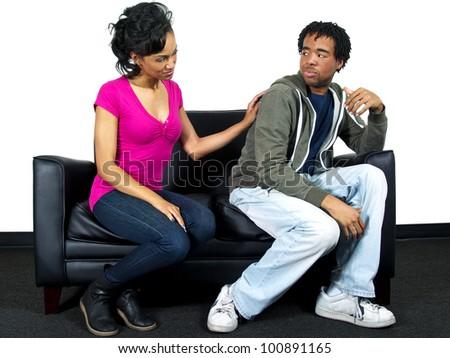 lover's quarrel