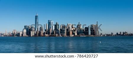 Lower Manhattan, New York. #786420727