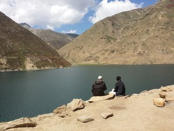 Lulusar Lake Pakistan Natural Beauty