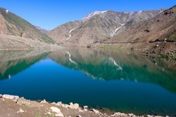 Lulusar, or Lalusar, is a group of mountain peaks and a lake in the Kaghan Valley in the Khyber-Pakhtunkhwa province of Pakistan.