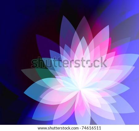 Luminous Lotus