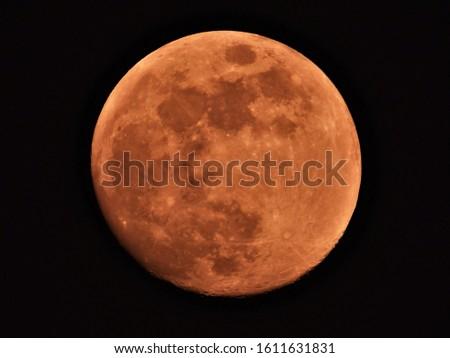 Lunar Eclipse Mlood Moon red Moon