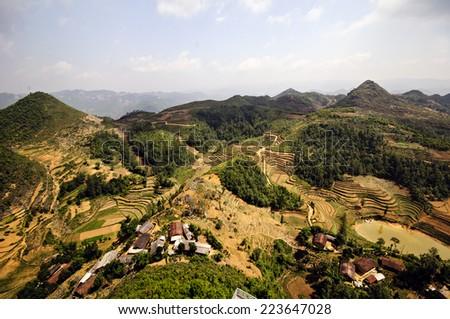 Lungcu, Hagiang, Vietnam #223647028