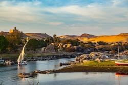 Luxor and Aswan Nile Cruise landmarks
