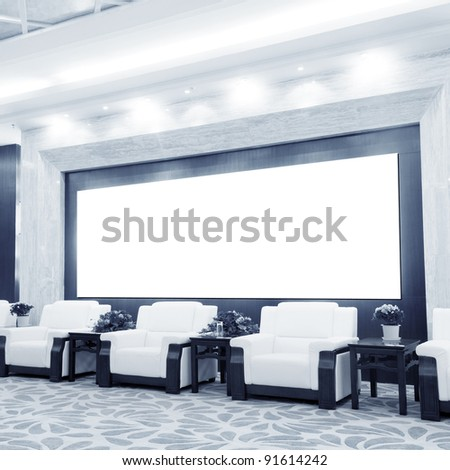 Luxurious conference room,High-end renovation.