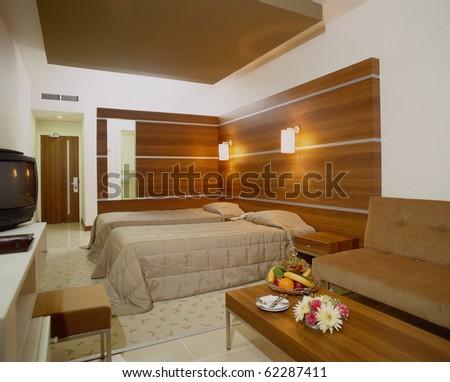 Luxurious Hotel Room
