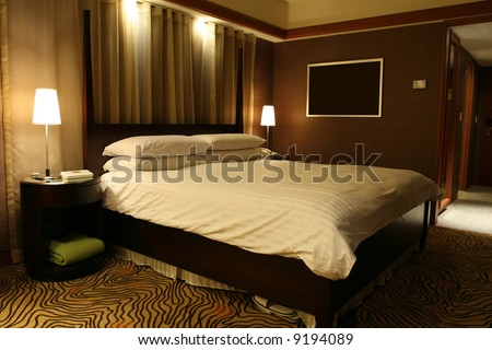 Luxurious Hotel Suite