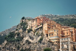 Luxurious Houses on Monaco's Hill