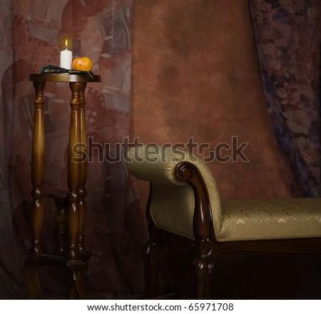 Luxurious interior