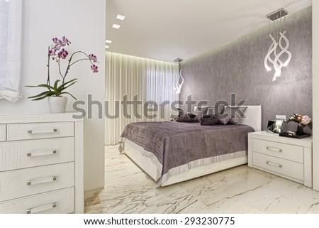 Luxury Bedroom Design  #293230775