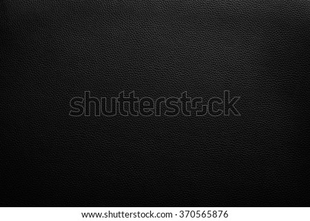 Luxury black leather texture background #370565876
