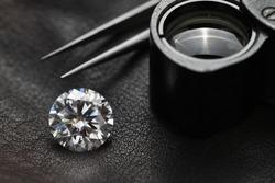 Luxury Diamond and Jewelry Loupe