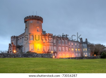 Luxury dromoland castle hotel in Ireland