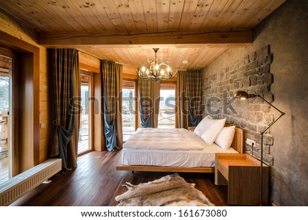 Luxury Empty Bedroom