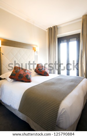 luxury expensive lodging Nice France French Riviera famous hotel  small room