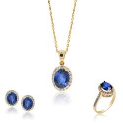 Luxury gold diamond jewelry fashion