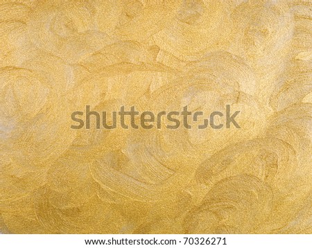 Luxury golden texture of close up