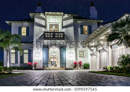 Luxury home in florida