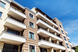 Luxury Modern  Residential Apartment Building Complex Condo in Sofia ,Bulgaria