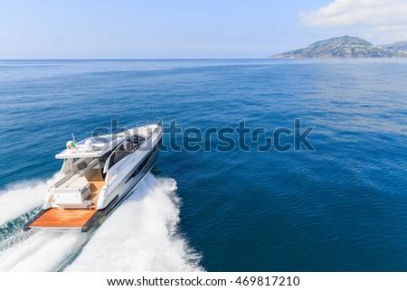 luxury motor boat, rio yachts italian shipyard #469817210