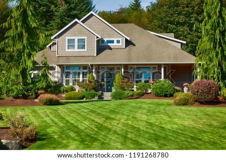 Luxury new home