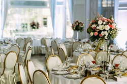 Luxury place for the amazing wedding party