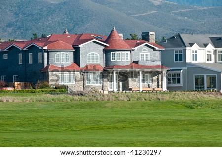 Luxury residence in Half Moon Bay, California