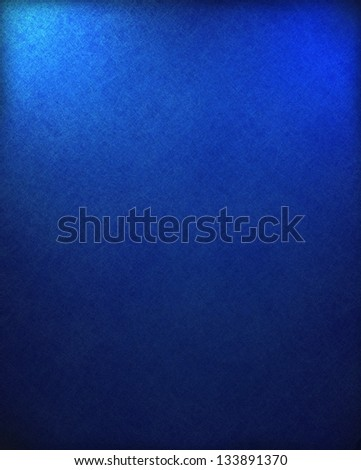 luxury royal sapphire blue background black dark border, abstract blue background paper layout design with soft faded vintage grunge background texture, smooth gradient color, website or app backdrop