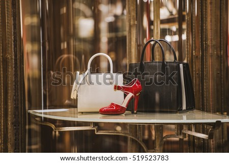 Luxury store appearance #519523783
