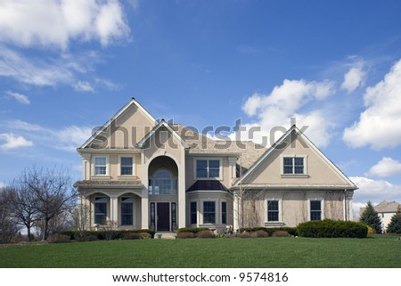 Luxury Suburban House