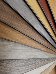 Luxury Vinyl wood pattern and High density,Waterproof and termite protection One hundred percent.