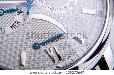 luxury watch swiss made