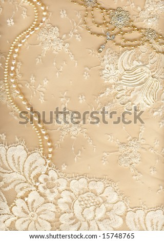 stock photo Luxury wedding background with plenty of copy space